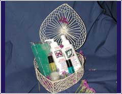 Medium Gift Baskets Filled with Homemade Gifts