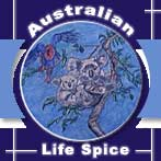 Australia Life Spice... Homemade Incense!